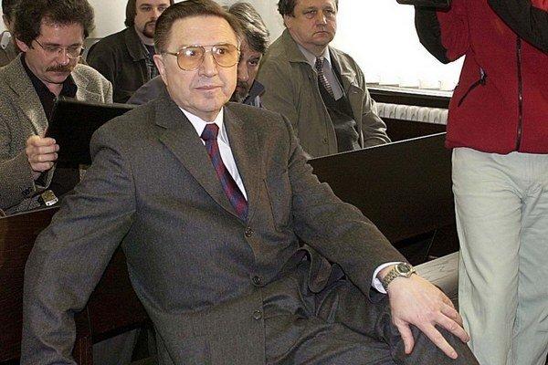 Bývalý šéf ŠtB Alojz Lorenc má 74 rokov.