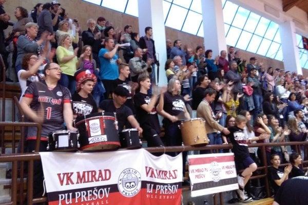 Prešovskí fanúšikovia sa môžu tešiť na reprízu finále.