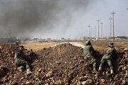 Kurdskí pešmergovia sa chystajú na ofenzívu na Mosul.