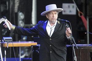 Bob Dylan, skutočný, ale zatiaľ neviditeľný laureát.