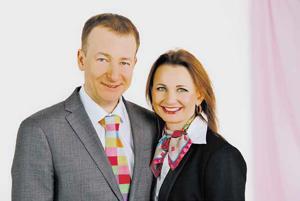 Vladimír a Věra Komárovci