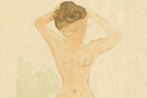 August Rodin bol fascinovaný ženským telom.