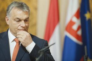 Maďarský predseda vlády Viktor Orbán.