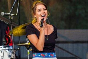 Sima Martausová bude v Prievidzi koncertovať 24. októbra v Art point centre.