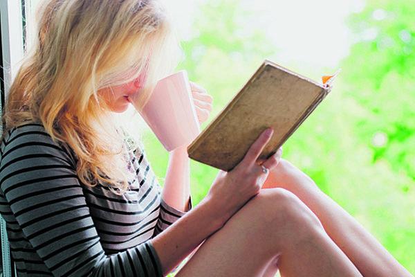 Aj pravidelné čítanie môže predĺžiť život.