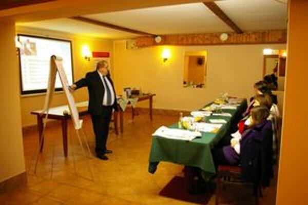 Seminár je určený pre ženy, ktoré chcú začať podnikať.