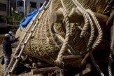 Prepláva trstinová loď Viracocha III Tichý oceán?