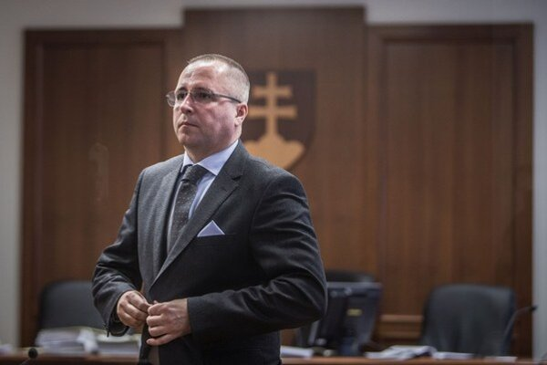 Martin Novotný stojí pred súdom pre korupciu.