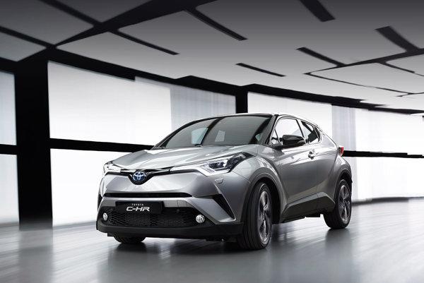 Ilustračný obrázok: Toyota C-HR