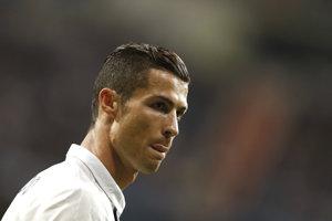 Cristianovi Ronaldovi sa nedarí tak, ako bol zvyknutý.