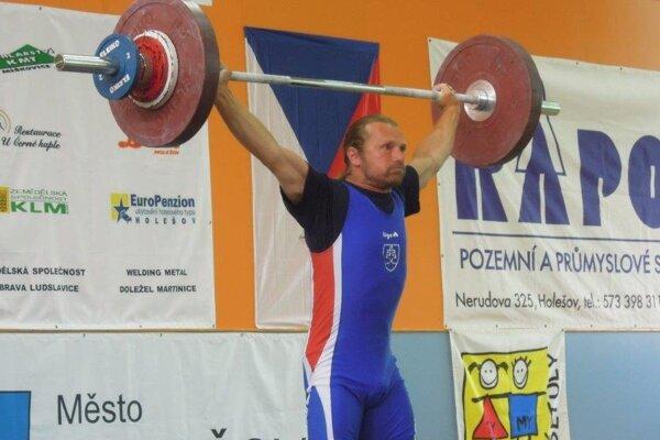 Peter Janíček má za sebou piatu účasť na majstrovstvách sveta veteránov.