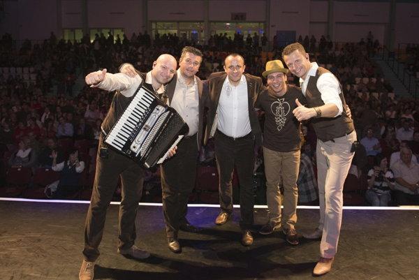 Aj Kandráčovci vystúpia na Dobrom festivale.