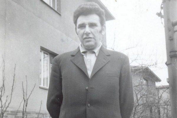 Alexander Gajdoš v roku 1972.