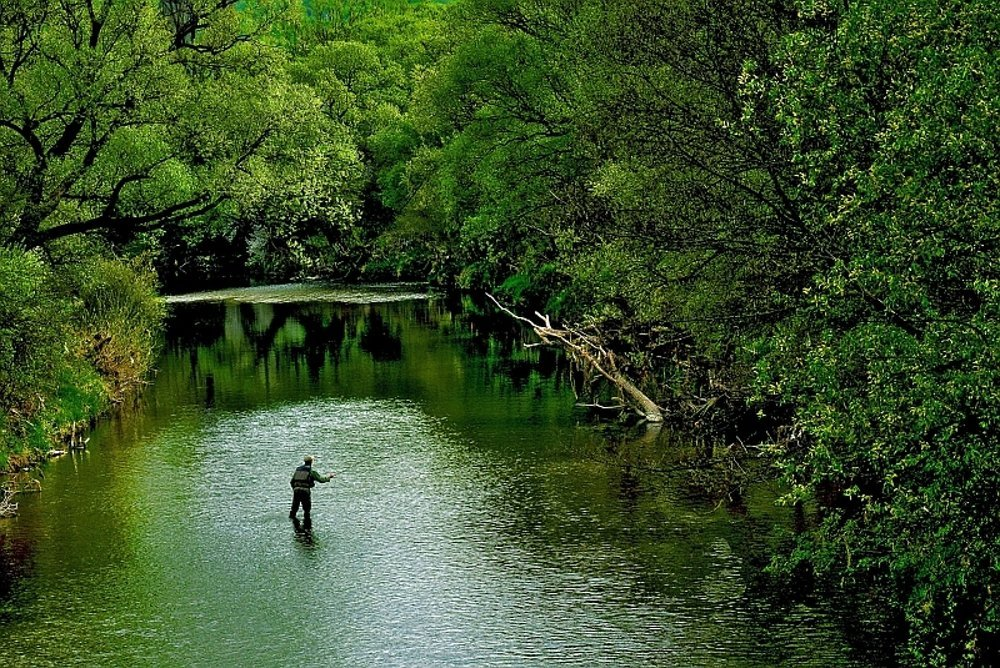 Rybár. 3. miesto Šport a športové aktivity