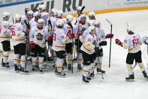 Hráči Kchun-lunu predvádzajú v KHL dobré výkony.