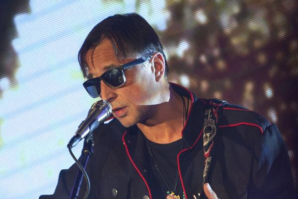 Spevák Robo Grigorov je stále vo forme.