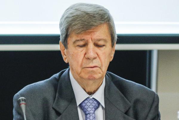 Europoslanec Eduard Kukan.