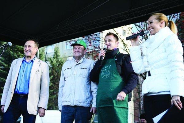Festival klobás v Martine v minulom roku.