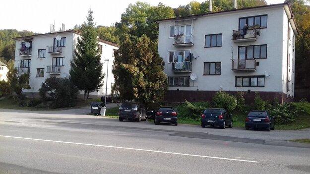 Bytovky v Nimnici čaká asanácia.