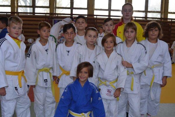 Partia z Junioru v Kolárove.