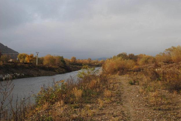 Nová lávka na Kamencoch povedie cez starý mlynský most.
