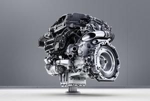 Radový benzínový šesťvalec Mercedes-Benz M256
