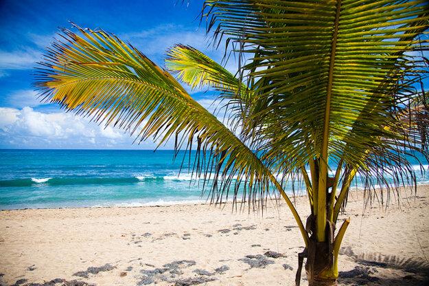 V Portoriku si užijete dlhé karibské pláže plné nádherných farieb.