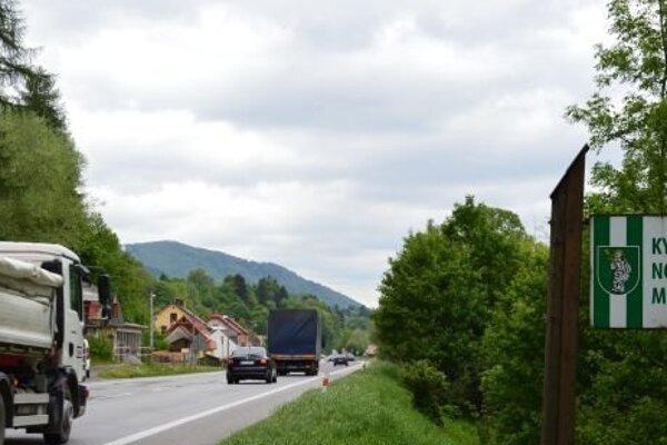 Kysucké Nové Mesto požaduje vybudovanie diaľničného privádzača do priemyselnej zóny.