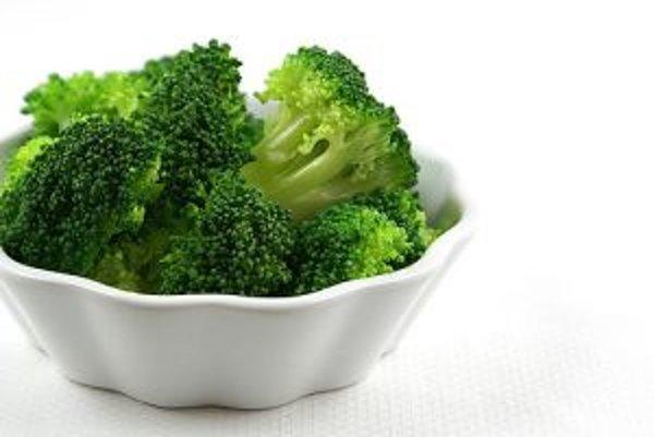 Okrem selénu obsahuje brokolica aj užitočné fytochemikálie.