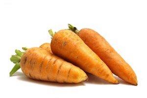 Potravinovým zdrojom kyseliny hyalurónovej je napríklad aj koreňová zelenina.