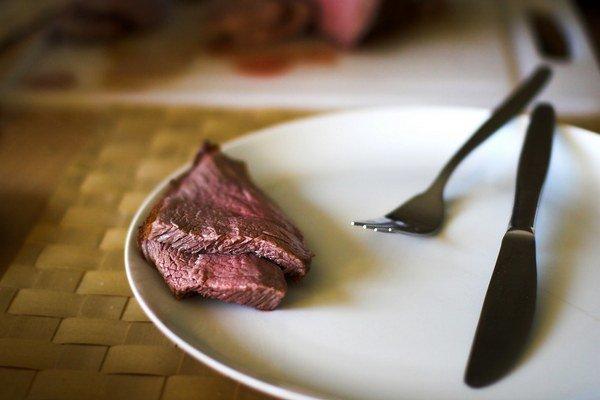 Život bez mäsa má svoje plusy.