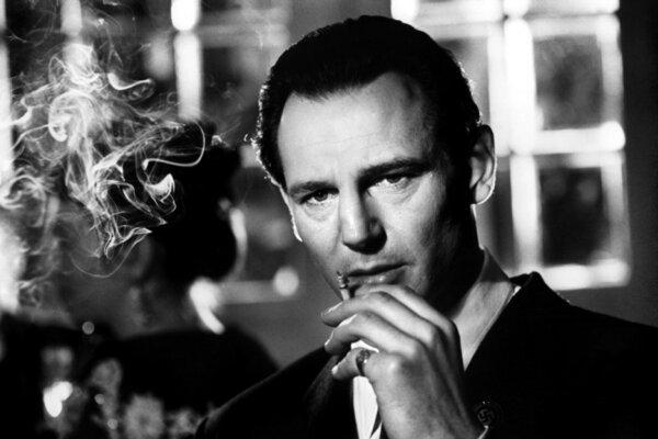 Oskara Schindlera si vo filme Stevena Spielberga zahral Liam Neeson.