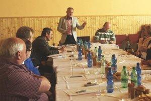 Pracovné stretnutie predstaviteľov samospráv sa konalo aj tento rok v máji.