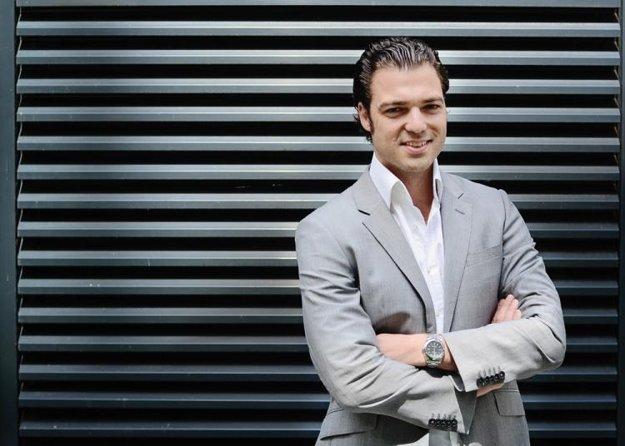 Marián Boček, spoluzakladateľ a partner asset manažment firmy IPM so sídlom v Londýne.