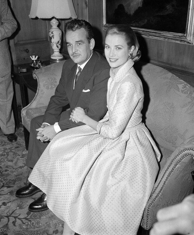 Grace a knieža Rainier