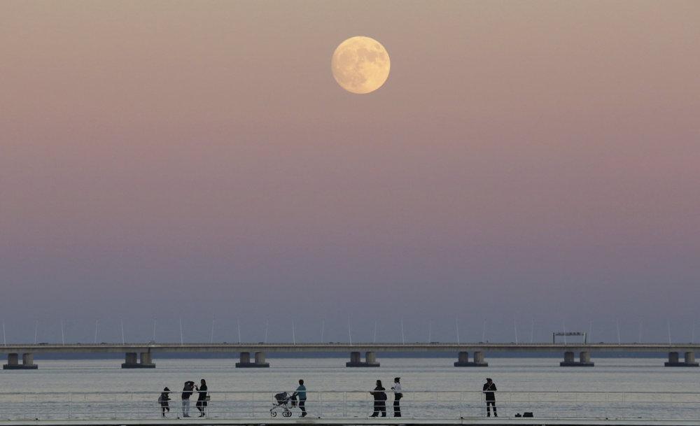 Lisabon. FOTO – SITA/AP