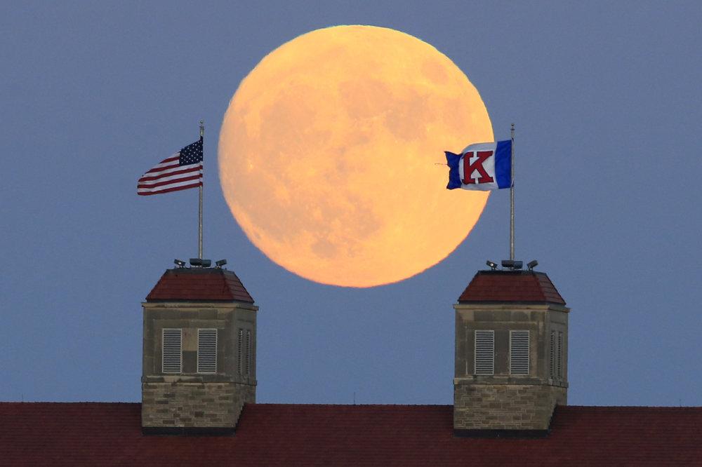 Lawrence v Kansase. FOTO – TASR/AP
