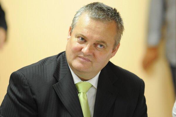 Daniel Žitňan.