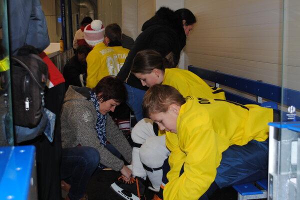 PSK Arénu postavili pre deti a mládež.