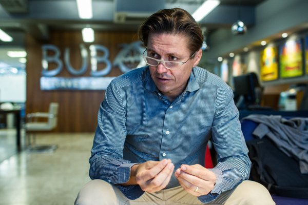 Ľuboš Fellner z cestovnej kancelárie Bubo,