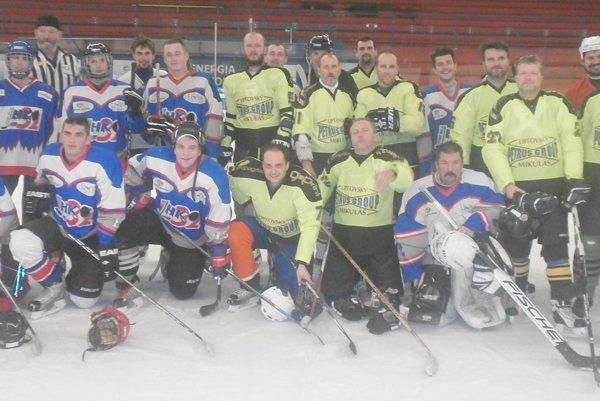 Hokejisti z Jalovci.
