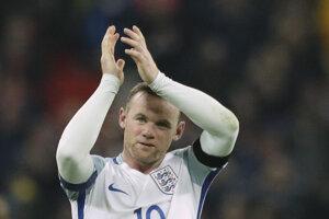 Wayne Rooney končí v reprezentácii.