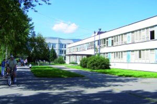 ZŠ na Dolinského ulici v Priekope. V tomto školskom roku tu tiež pribudla jedna trieda.