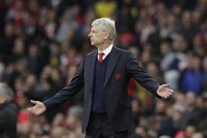 Hovorí sa, že Arsene Wenger dlhodobo nemá s trénerom súpera Josem Mourinhom dobrý vzťah.
