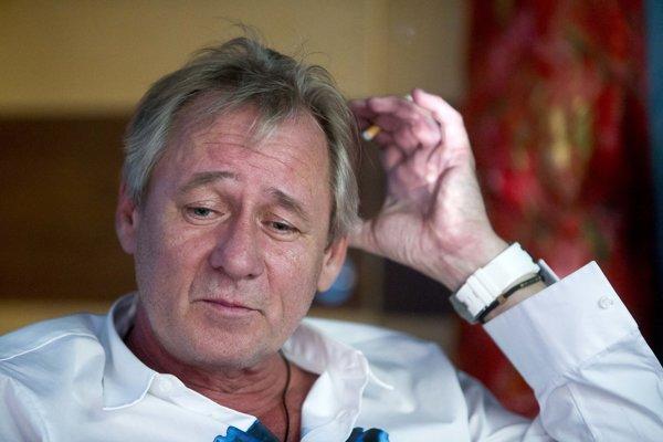 Podnikateľ Ivan Kmotrík.