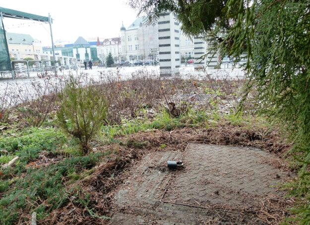 Po napojení závlah a fontán na studňu ušetrí mesto tisíce eur.