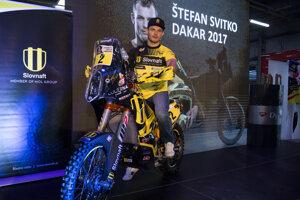 Štefan Svitko sa pripravuje na obhajobu druhej priečky na Rely Dakar.