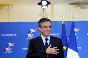 Francois Fillon zabojuje o post prezidenta.