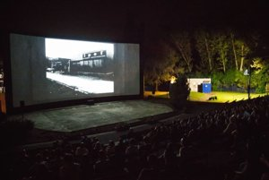 Za projekt obnovy letného kina v Tlmačoch hlasovalo najviac ľudí v Nitrianskom kraji.