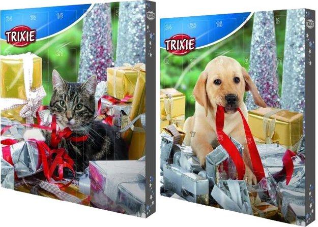 Pre domácich miláčikov. Mačky a psíky tiež môžu čakať na Vianoce s dobrotami v brušku.